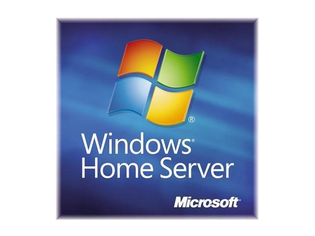 Microsoft Windows Home Server 2011 64-bit - OEM