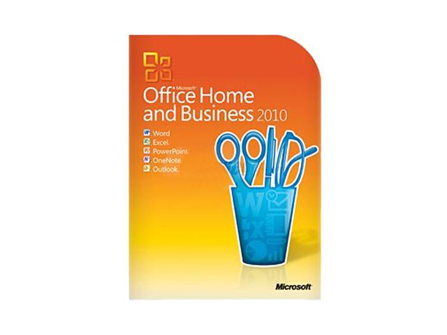 Office Home and Business 2010 - 2 PC Download