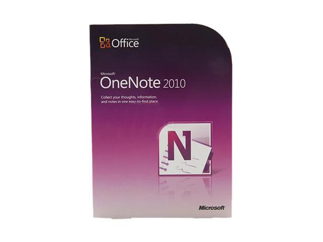 Microsoft Office OneNote 2010 - Download