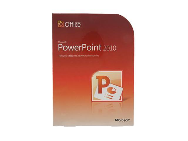 Microsoft Office PowerPoint 2010 - Download