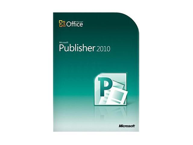 Publisher 2010 - Download