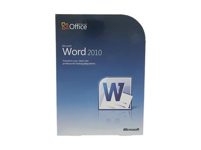 Microsoft Word 2010 - Download