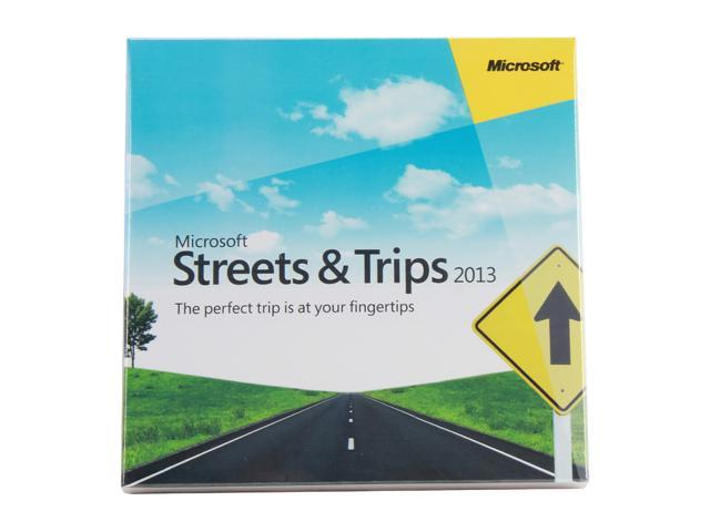how to buy Streets & Trips 2010 software?