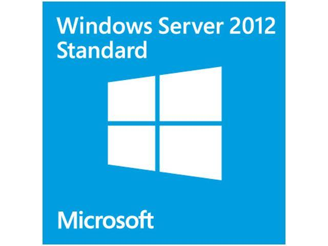 Microsoft Windows Server Standard 2012 (Base License) - OEM  - OEM