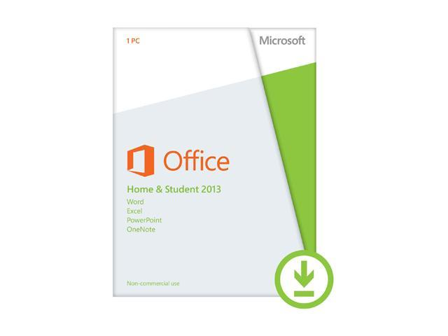 Microsoft Office Home & Student 2013 - Download - 1 PC