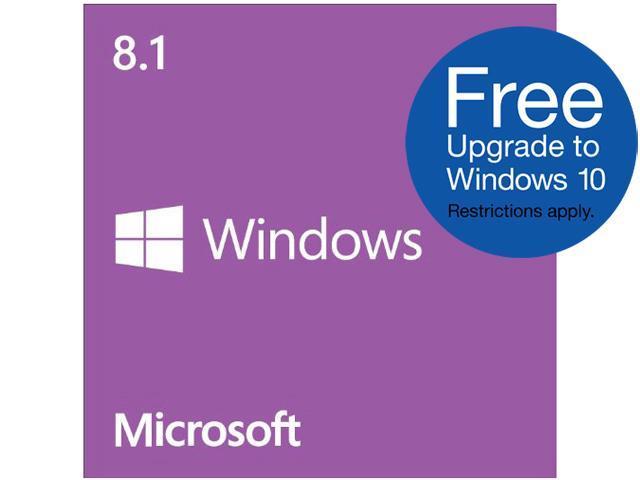 Microsoft Windows 8.1 64-bit - OEM