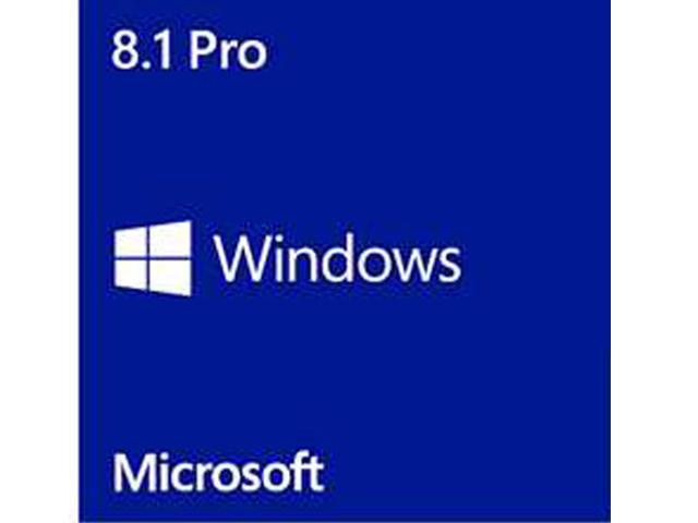 Windows 8.1 Pro - 64-bit