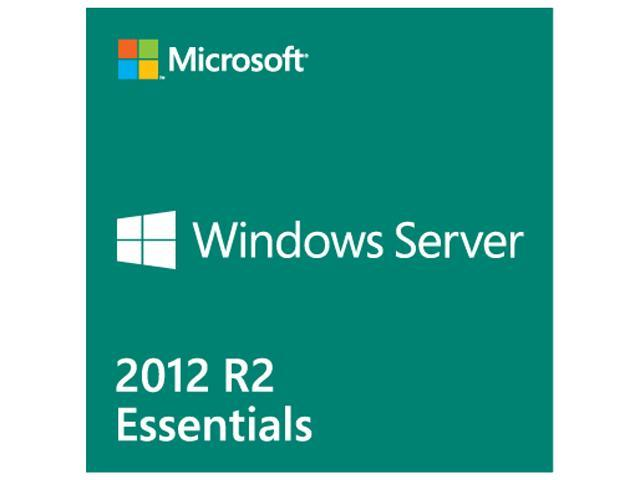 Microsoft Win Server Essentials 2012 R2 64B 1-2CPU  - OEM