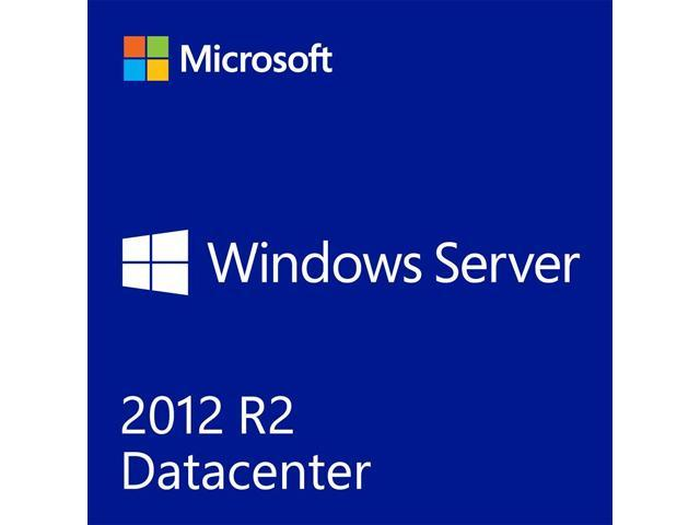 Microsoft Windows Server 2012 R2 Datacenter (2 CPU) - OEM-Newegg.com