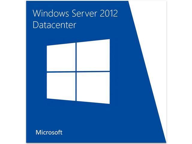 Microsoft Windows Server Datacenter 2012 R2 2CPU - Base License  - OEM