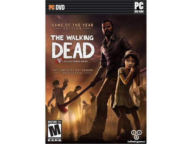 The Walking Dead Game of the Year - Windows (select) PC Game