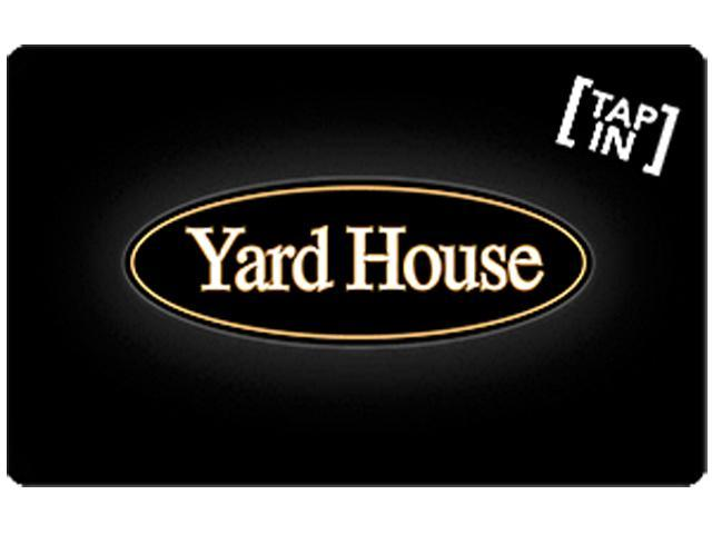 Yard House $25.00 Gift Card (Email Delivery)