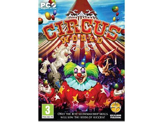 Circus World PC Game