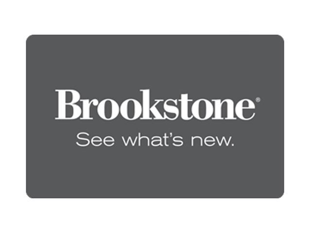 Brookstone $25 Giftcard (Email Delivery)