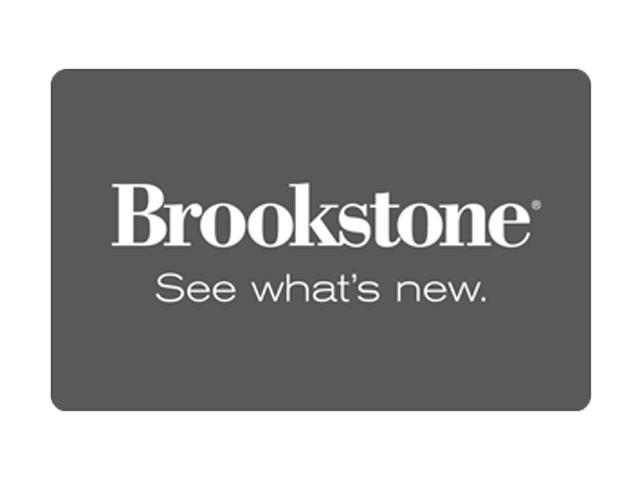 Brookstone $50 Giftcard (Email Delivery)