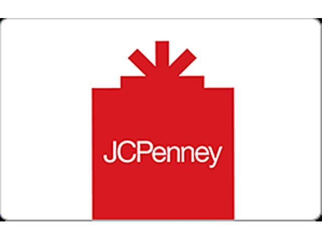 JCPenney $10 Gift Card (Email Delivery)