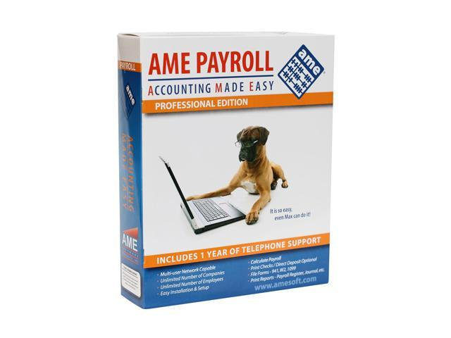 AME Payroll-Professional Edition