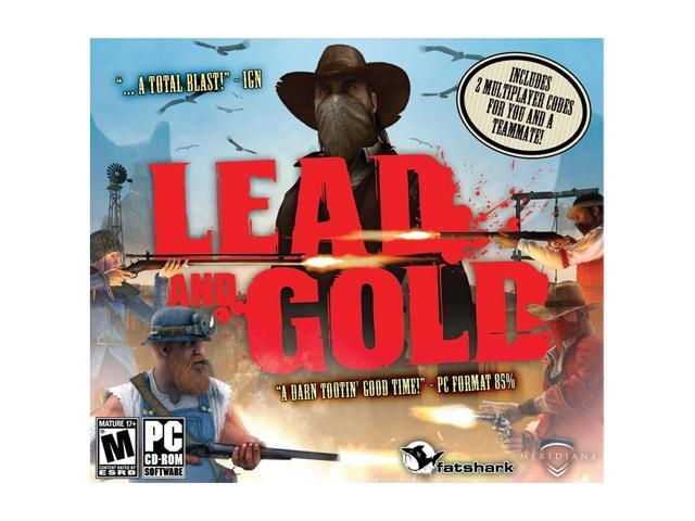 Lead & Gold PC Game