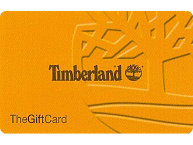 Timberland $25 Gift Card - (Email Delivery)