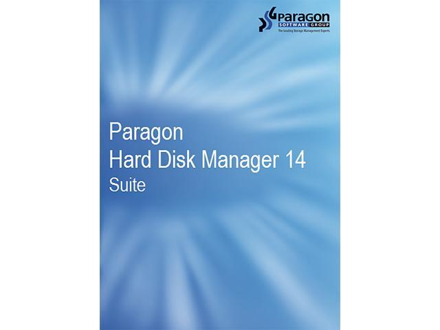 Paragon Hard Disk Manager 14 Suite - Download