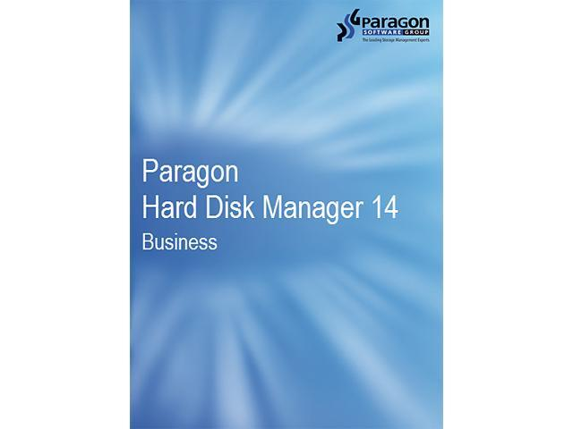 Paragon Hard Disk Manager 14 Business - Download
