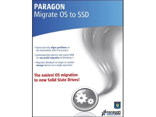 Paragon Migrate to SSD 4.0 - Download