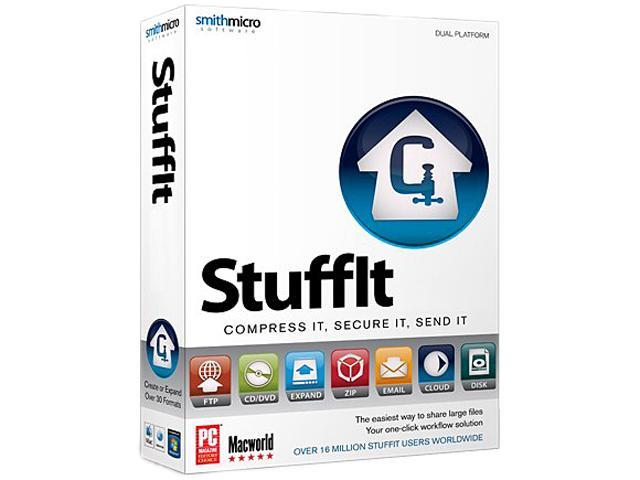 SmithMicro StuffIt Deluxe - Download