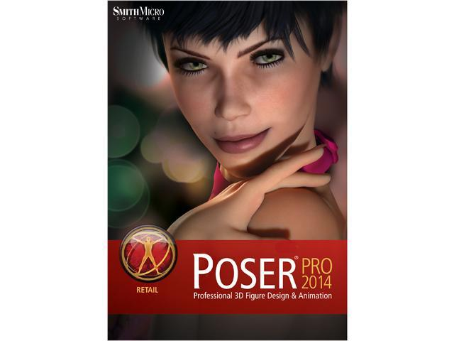 SmithMicro Poser Pro 2014 - Hybrid - Download