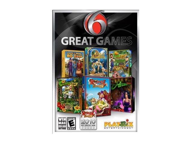 6 Great Games PC Game