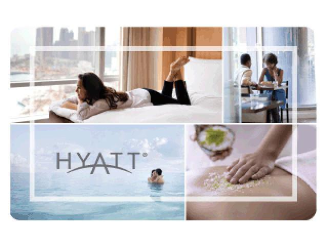 Hyatt Hotels and Resorts $50 Gift Card (Email Delivery)