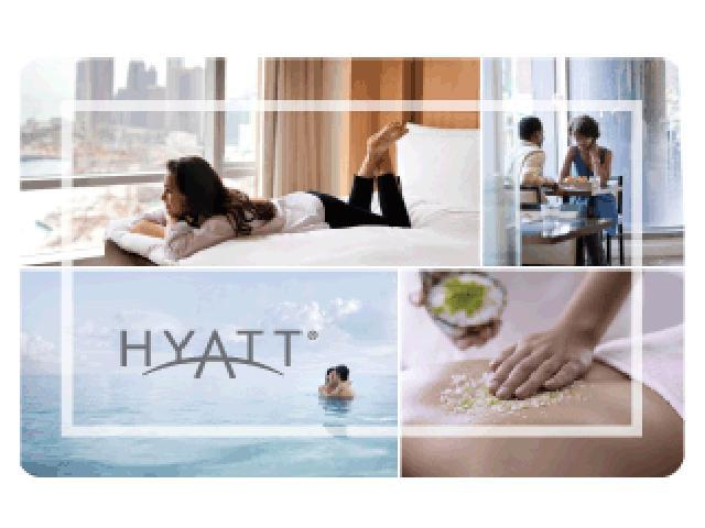 Hyatt Hotels and Resorts $100 Gift Card (Email Delivery)