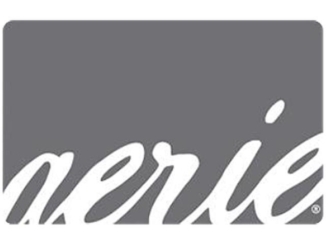 Aerie $25 Gift Card (Email Delivery)