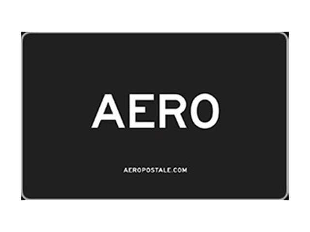 Aeropostale $50 Gift Card (Email Delivery)