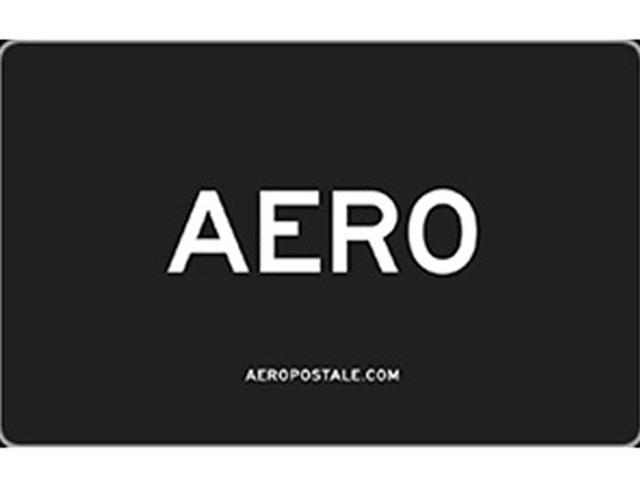 Aeropostale $10 Gift Card (Email Delivery)