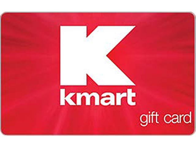 Kmart $100 Gift Card (Email Delivery)