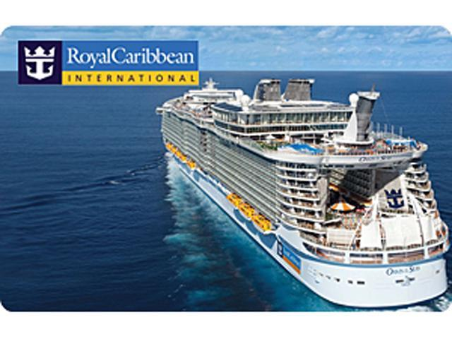 Royal Caribbean $200 Gift Card (Email Delivery)