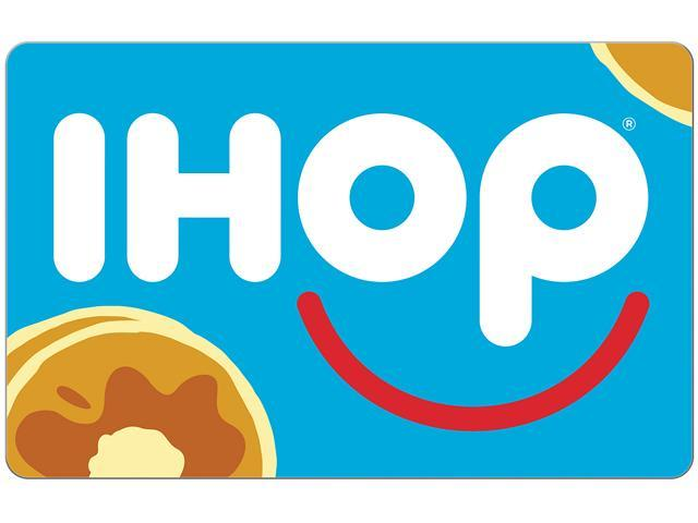 IHOP $25 Gift Card (Email Delivery) - Newegg.com