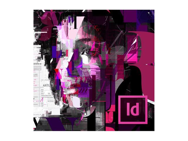 Adobe InDesign CS6 for Mac - Full Version [Legacy Version]