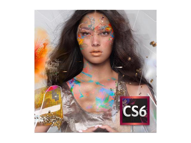Adobe CS6 Design and Web Premium 6 for Mac - Full Version [Legacy Version]