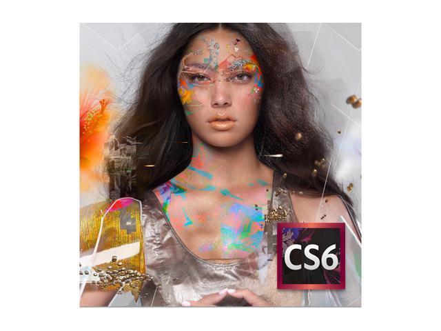 Adobe CS6 Design and Web Premium 6 for Mac - Full Version [Legacy Version]