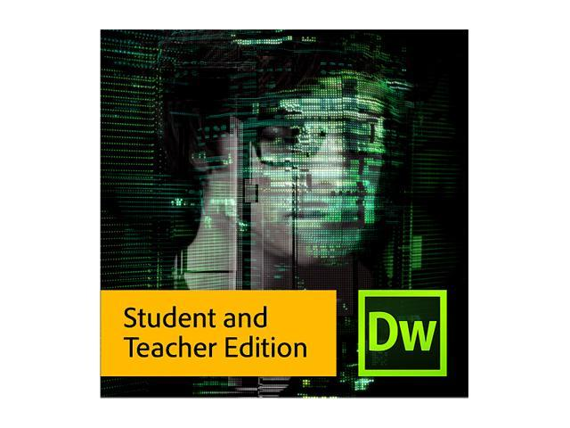 Adobe Dreamweaver CS6 for Mac - Student & Teacher Edition [Legacy Version]