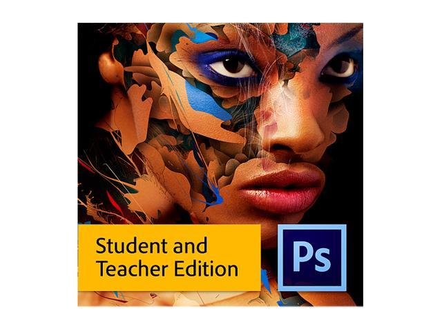 Adobe Photoshop Extended CS6 for Windows - Student & Teacher Edition Academic Version