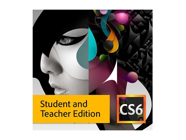 Adobe Design Standard CS6 for Mac - Student & Teacher - Download [Legacy Version]