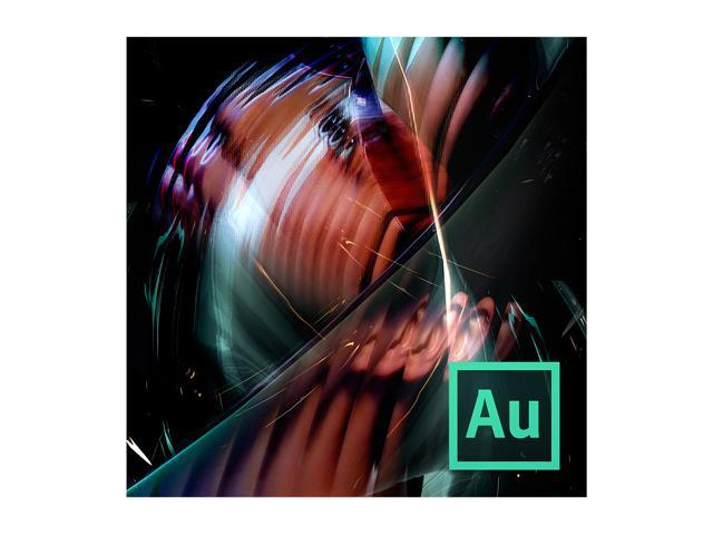 Adobe Audition CS6 for Mac - Full Version - Download [Legacy Version]