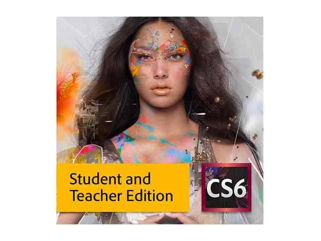 Adobe Design & Web Premium CS6 for Mac - Student & Teacher - Download [Legacy Version]