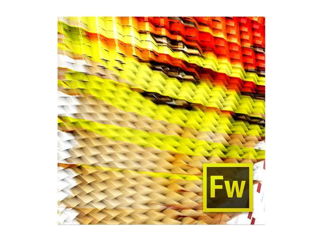 Adobe Fireworks CS6 for Mac - Full Version - Download [Legacy Version]
