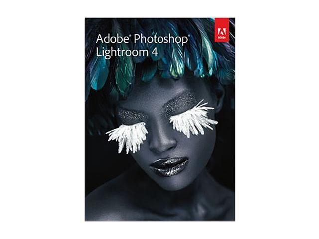 Adobe Photoshop Lightroom 4 for Windows & Mac - Full Version - Download