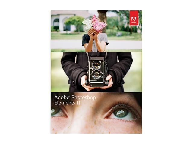 Adobe Photoshop Elements 11 for Windows & Mac - Full Version - Download