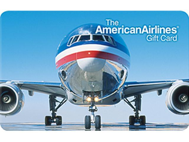 American Airlines $250 Gift Card (Email Delivery)