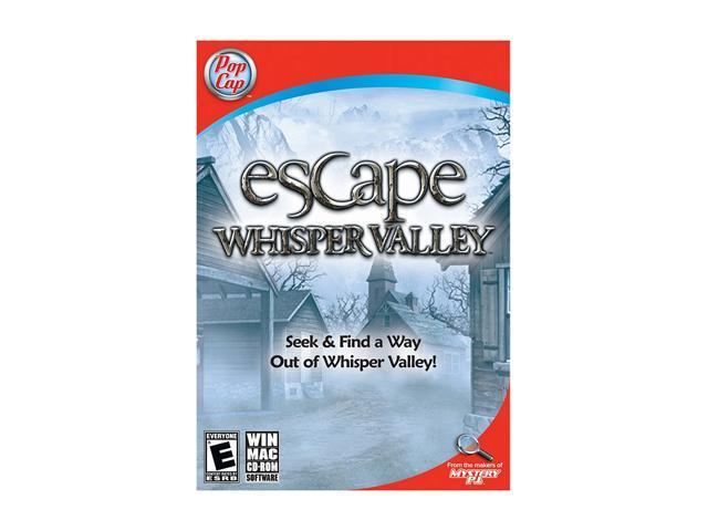 Escape Whisper Valley PC Game PopCap